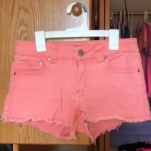 🍉☀️Pink Forever 21 Jean Shorts